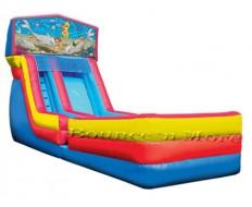 Theme Slide with Landing