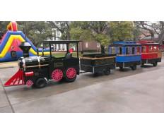 Big Tex Express Train