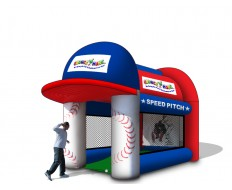Speed Pitch Booth