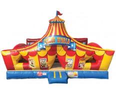 Circus Carnival Playland
