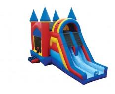 Bounce N Double Dip Slide