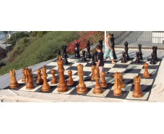 Giant Chess/Checker - Nylon Board