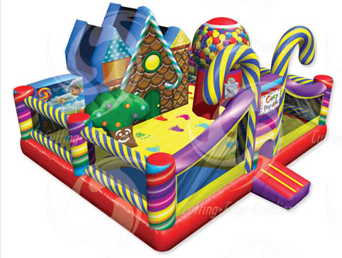 Candy Playland Toddler Party Rental Dallas Tx