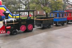 Big Tex Express Train - 3 Cars