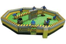 Meltdown Action Game