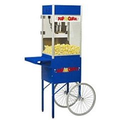 popcorn machine rental dallas
