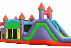 46ft Triple Play Obstacle