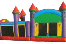 24ft Triple Play Obstacle