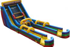 Vertical Rush Slip N Slide - Wet