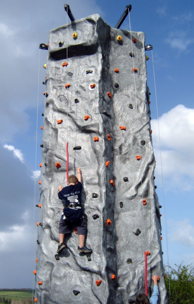 Mobile Rock Climbing Wall Rental Dallas Tx Portable