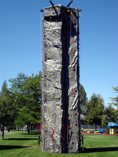 Mobile Rock Climbing Wall Rental Dallas TX Portable