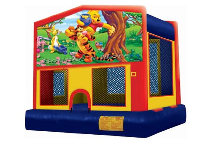 Winnie The Pooh Bounce House Rental Dallas Tx
