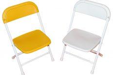 Kids Chairs (Folding) - Yellow