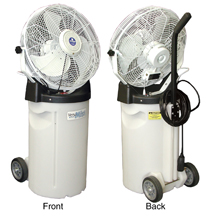 Portable Misting Fan Rentals For Parties Amp Events Dallas Tx