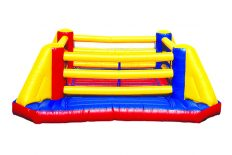 Bouncy Boxing Ring 25ft