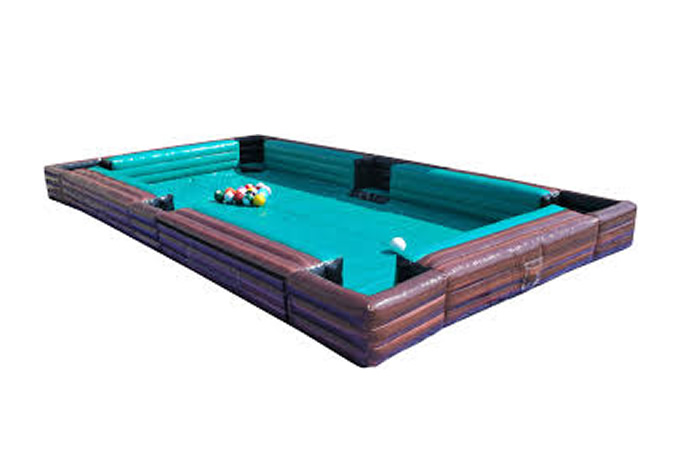 Human Billiards Sports Game Rental Dallas TX North Texas - Pool table rental dallas