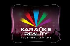 Karaoke Reality Video
