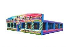 Carnival Fun House Maze