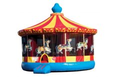 Carousel Bounce House 20ft
