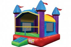 Wacky Castle Bounce House
