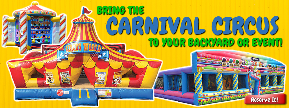 Bounce House Rentals Dallas Tx Party Rental Equipment