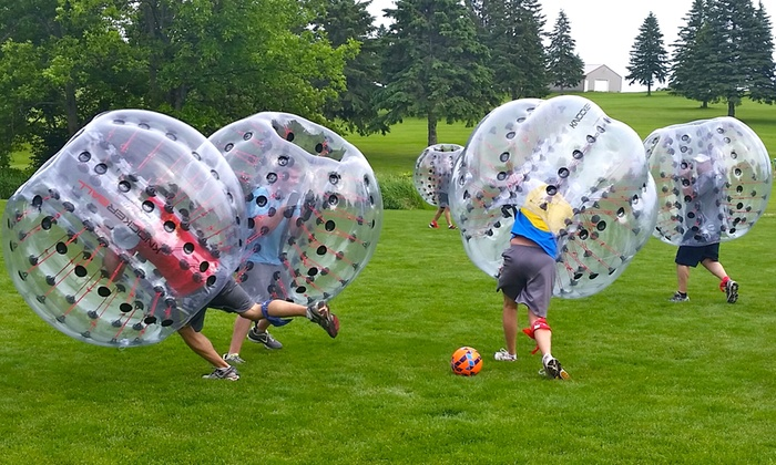 Knockerball Sports Game For Rent In Dallas Tx North Texas