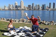 Giant Chess/Checker - Rubber Board