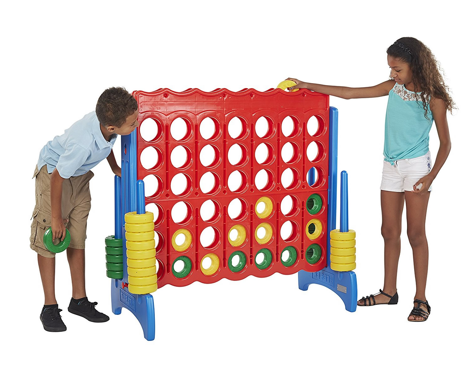 giant connect 4 primary color bounce u0027n u0027 more