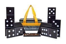 Giant Dominoes - Black