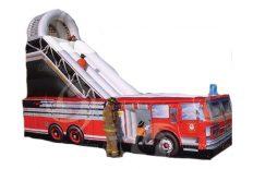 Fire Truck Slide
