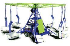 Ballistic Swing Carnival Ride