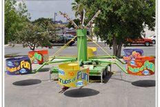 Tubs of Fun Carnival Ride
