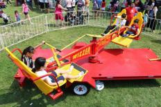Wizzer Carnival Ride