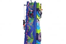 3D Ninja Tower - 3 Lane