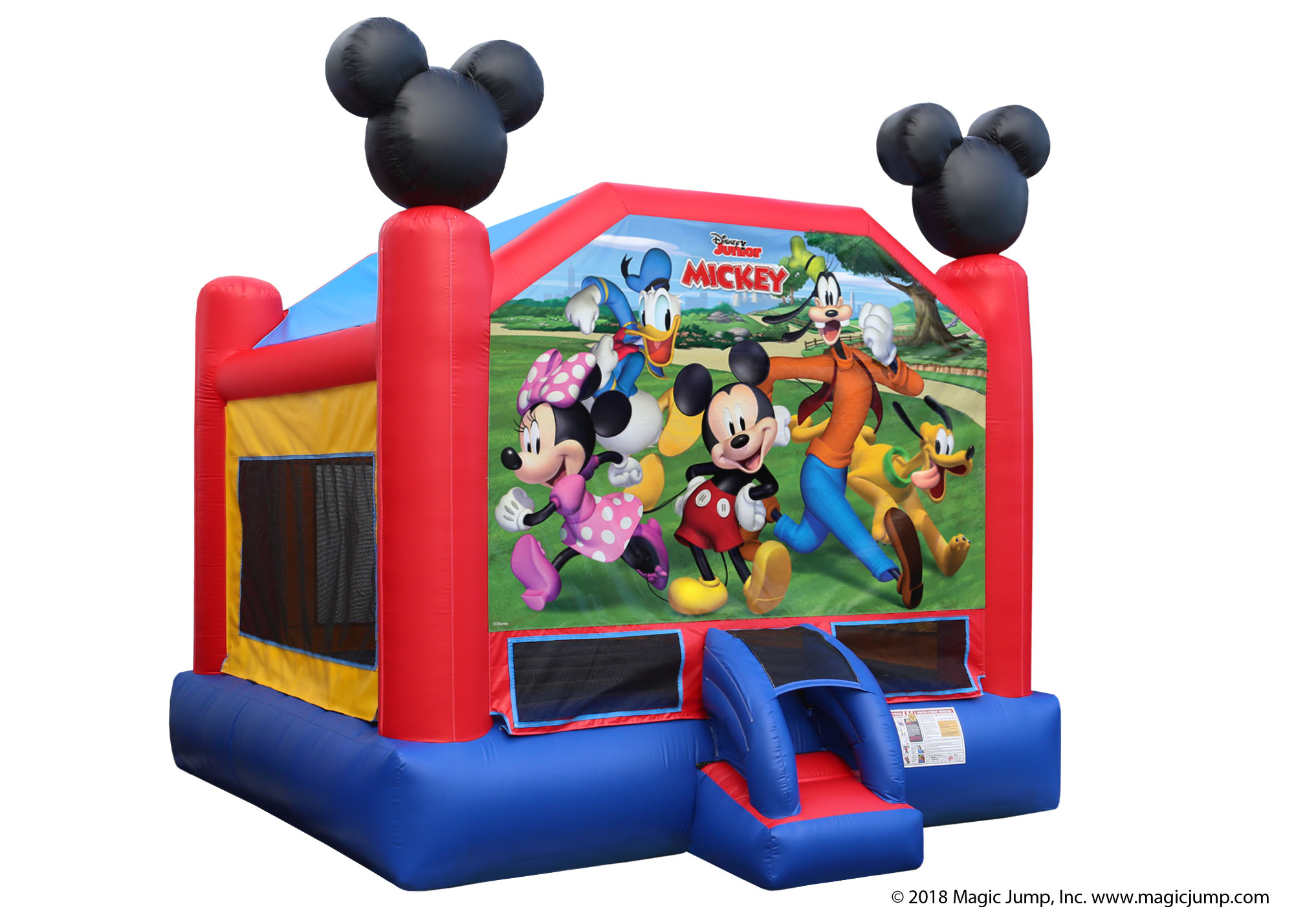 Micky Mouse Bounce House Rental Dallas Tx