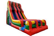 24' Wacky Slide - 2 Lane
