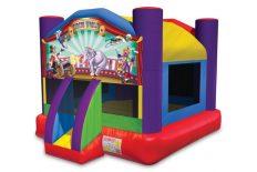 Wacky Circus Bounce House