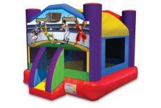 Wacky Sports Bounce House