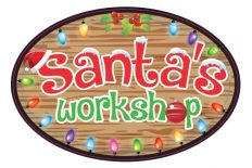 Pub Theme - Santa's Workshop