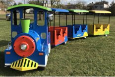 BNM Express Train - 3 Cars