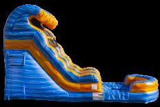 16' Blue Blaze - Pool