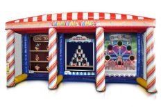 3 in 1 Carnival Game Booth
