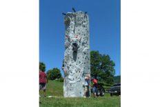 Rock Climbing Wall - 4 Lane