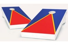 Corn Hole - Red/Blue