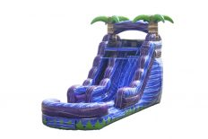 16' Purple Tropical Mist - Pool/Landing