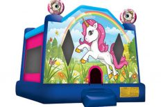 Unicorn Bounce